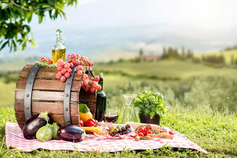 Botte prodotti agricoli | Spazio Sicilia