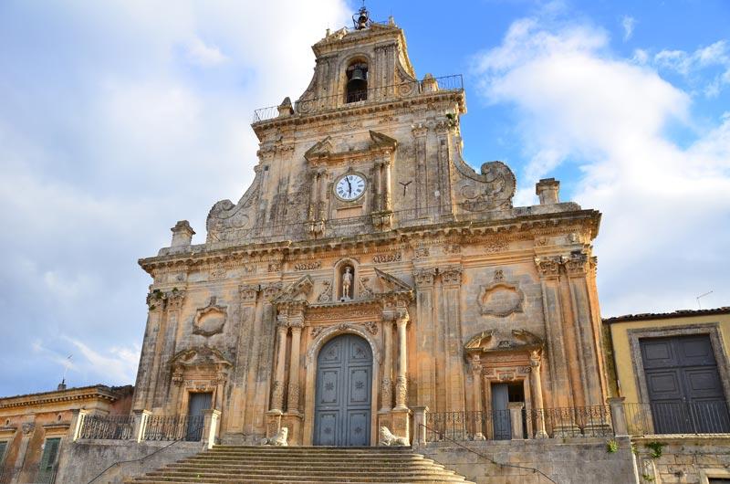 Palazzolo Acreide | Chiesa di San Sebastiano | Spazio Sicilia