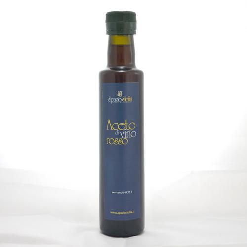 Aceto di Vino Rosso | Prodotti | Spazio Sicilia