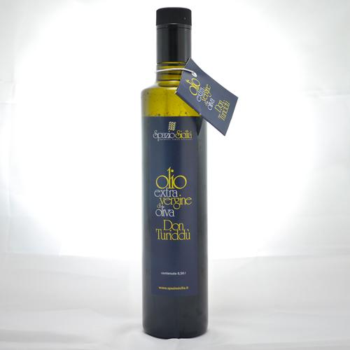Olio extravergine di oliva Don Turiddù | Prodotti | Spazio Sicilia