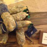 Salame stagionato di Suino Nero Siciliano delgi Iblei | Prodotti | Spazio Sicilia